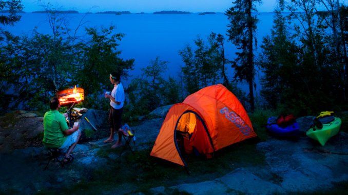 Camping Sites - How To Choose The Best One