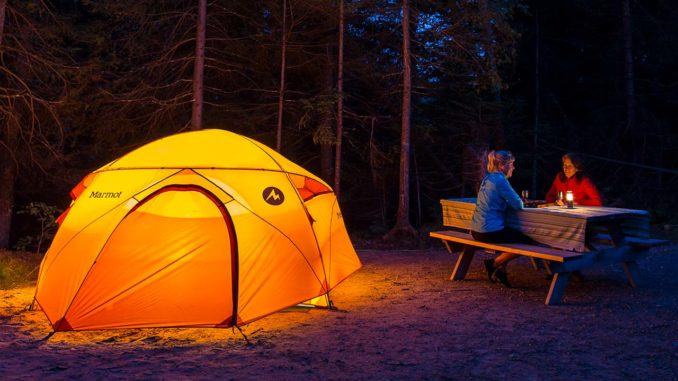 Camping Store for Family Tents: Camping in the Great State of Louisiana