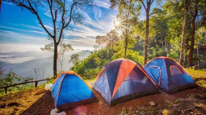 How to Bond With Your Family While Camping